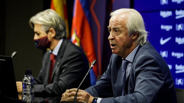 Barça: sin dinero ni avalista para pagar 22,7 millones a Hacienda