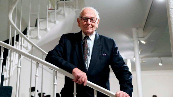 A los 98 años muere el reconocido diseñador Pierre Cardin