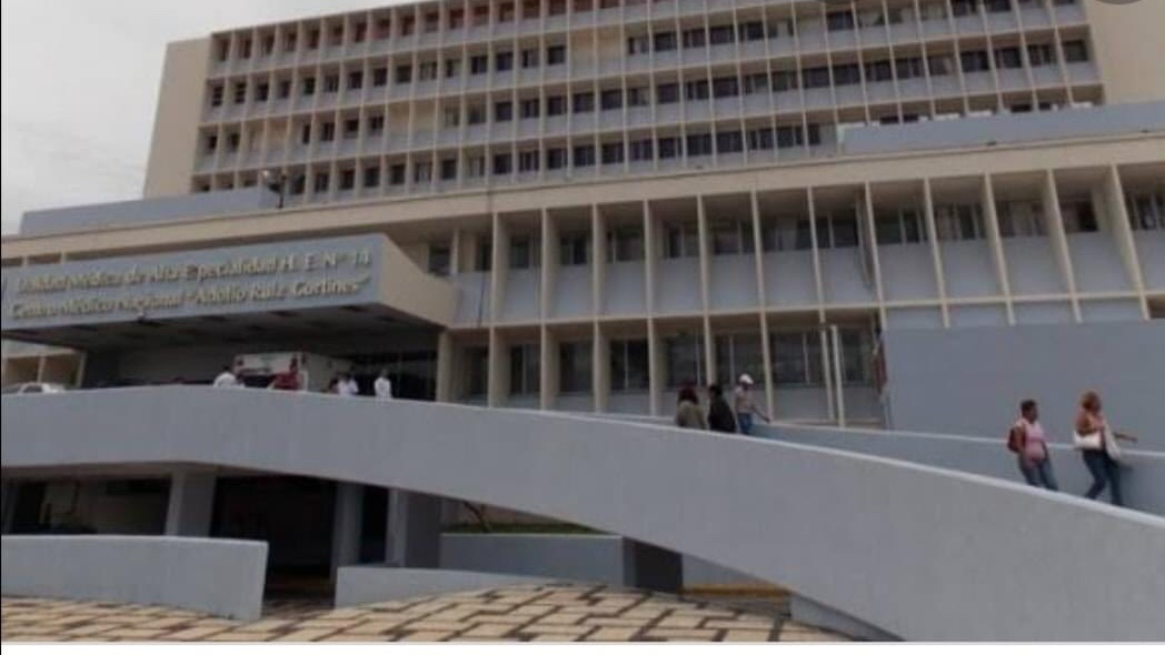 Inició la vacunación antiCovid en el IMSS del Puerto de Veracruz.