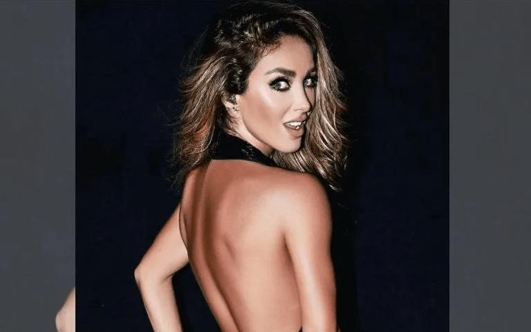 Anahí asegura que se contagió de COVID-19 en el concierto tributo a RBD