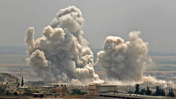 Joe Biden ordena primer ataque a Siria; deja al menos 22 muertos
