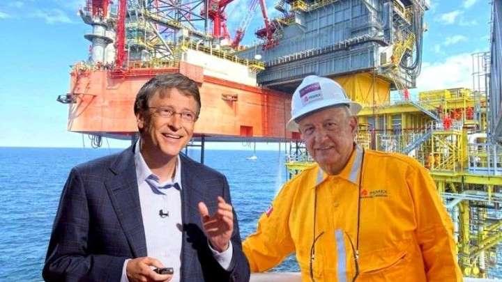 Esto es lo que le aconsejó Bill Gates a AMLO