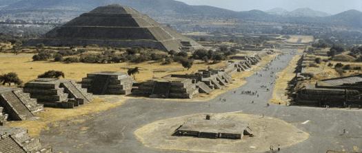 Reabren zona arqueológica de Teotihuacán