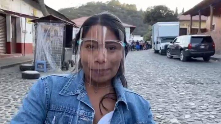 """Yalitza vuelve a la pantalla grande bajo la dirección de Luis Mandoki en """"Presencias"""""""