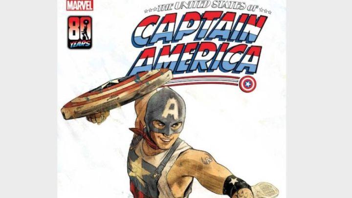 Marvel Comics presenta a un Capitán América abiertamente gay