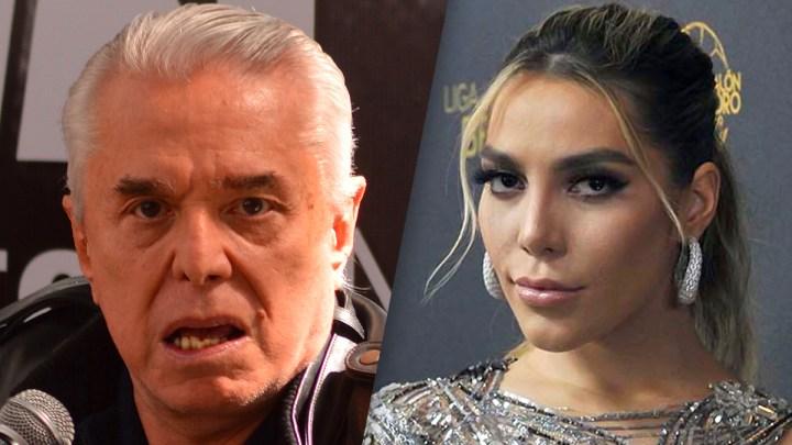Enrique Guzmán niega acusaciones de abuso sexual por su nieta Frida Sofía