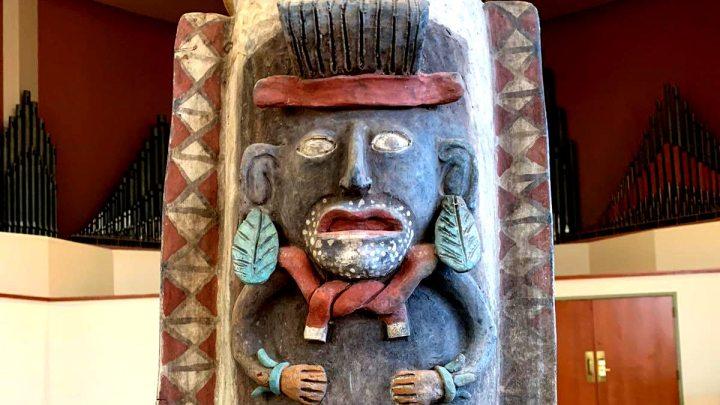 México recupera urna maya que estaba en Estados Unidos