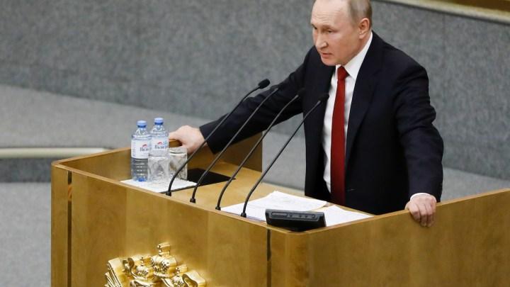 Putin promulga ley que le permitirá reelegirse dos veces más