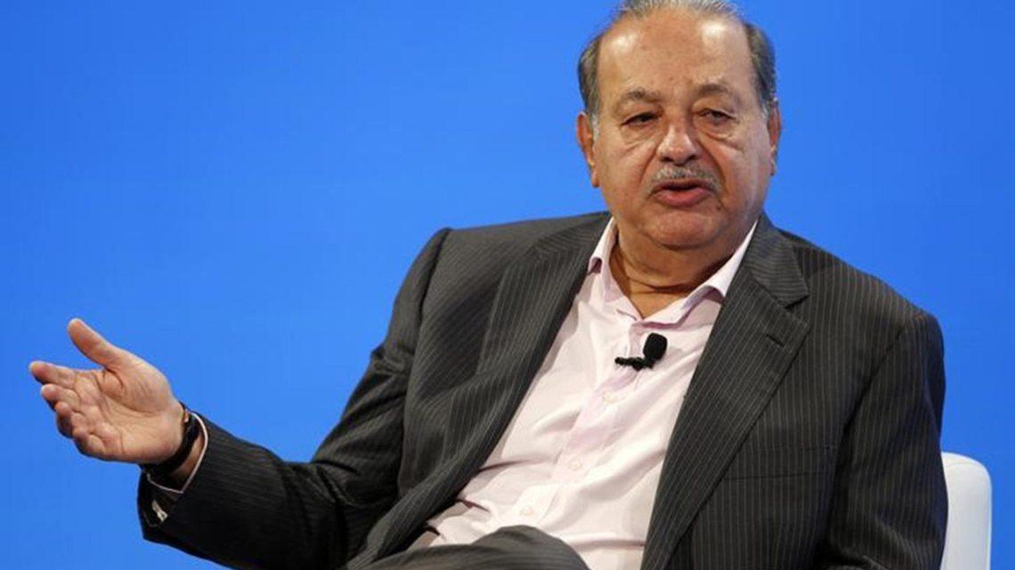 Slim, lugar 14 entre los más ricos del mundo y el primero de los 14 mexicanos más acaudalados