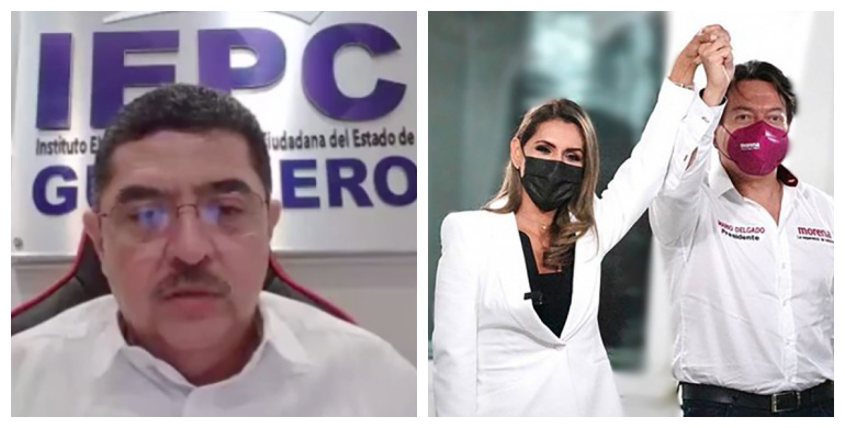 IEPC Guerrero aprueba postulación de Evelyn Salgado