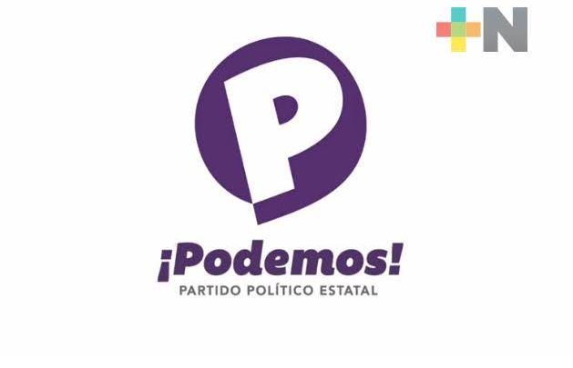 Acusan a dirigente de Podemos de pretender tumbar candidatura.