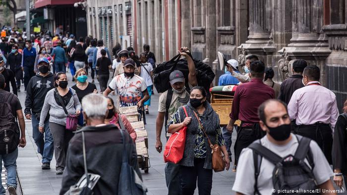 ¿México es el país de América Latina que menos dinero ha gastado durante la pandemia?