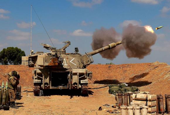 Israel suma ofensiva terrestre a la aérea en Gaza