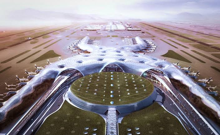 Proyecto cancelado por AMLO del Aeropuerto, recibe Premio Internacional.