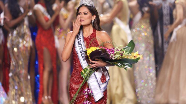 La mexicana Andrea Meza se corona como Miss Universo 2020