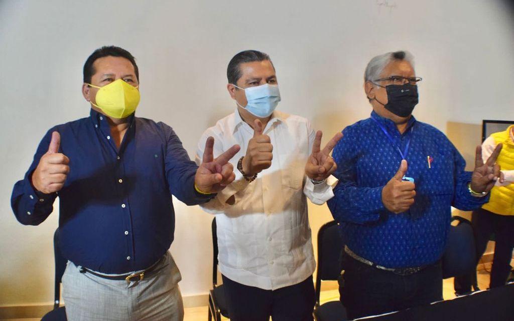 PAN-PRI y PRD, defenderán los votos que la ciudadanía le dio: Marlon Ramírez