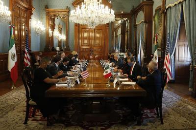 ¿Cuáles fueron los compromisos establecidos entre EUA y México tras visita de Harris?