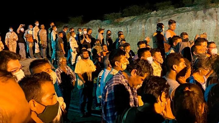 Rescatan cuerpo de séptimo y último minero atrapado en mina Micarán de Múzquiz, Coahuila