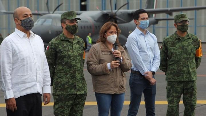 México dona 400 mil dosis de vacunas anticovid a Belice, Bolivia y Paraguay