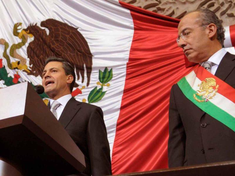 Gobiernos de Peña y Calderon pagaron 6 mmdp por espionaje
