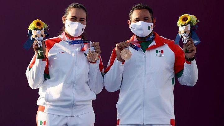 México gana su primera medalla en Tokio 2020