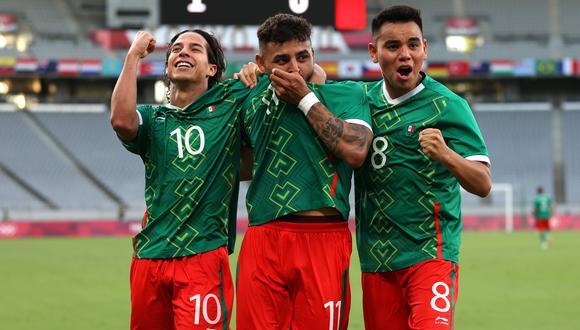 Una goleada para empezar: México derrotó 4-1 a Francia en el debut de los Juegos Olímpicos