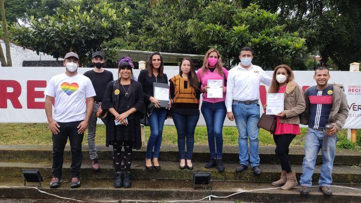 Apoya el PRD a personas que solicitan cambio de género en Veracruz