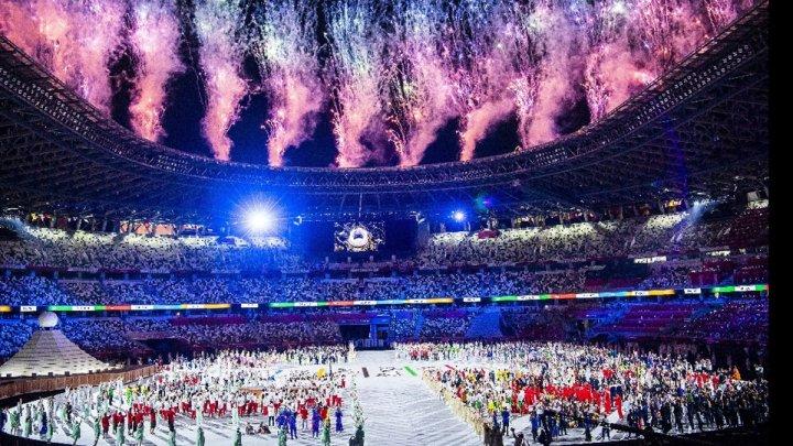 Marcados por la pandemia, se inauguran los Juegos Olímpicos de Tokio2020