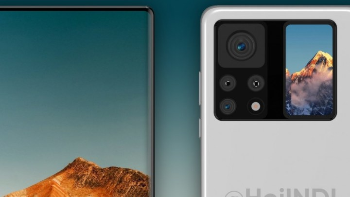 Mi MIX 4: Primer smartphone de Xiaomi con cámara bajo la pantalla