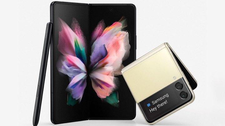Galaxy Z Fold 3: Primer celular samsung con cámara bajo la pantalla