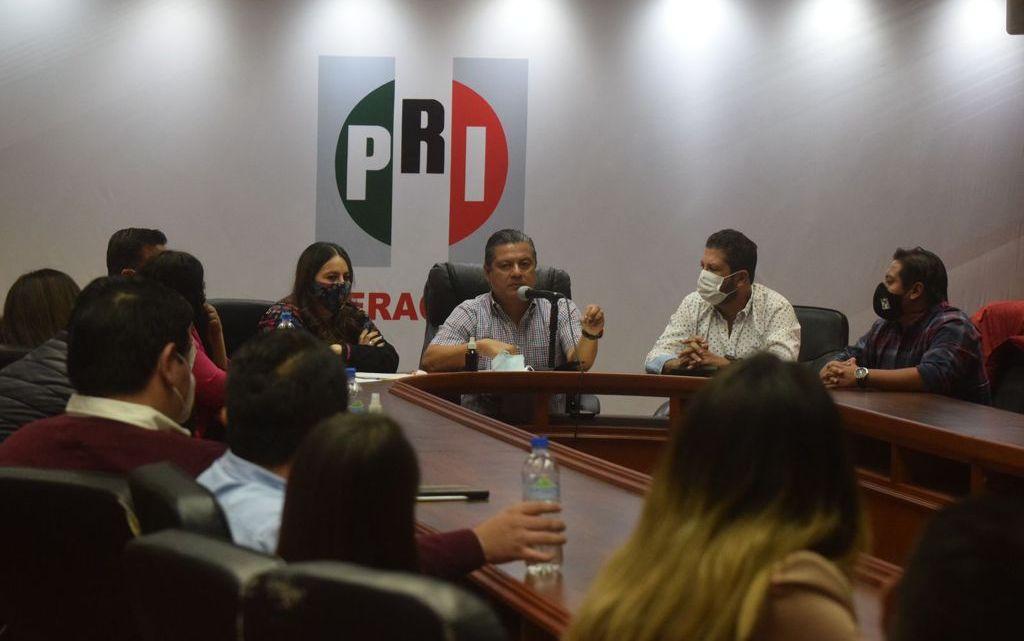 Las mujeres y hombres jóvenes, fortalecen la transformación del PRI: Marlon Ramírez