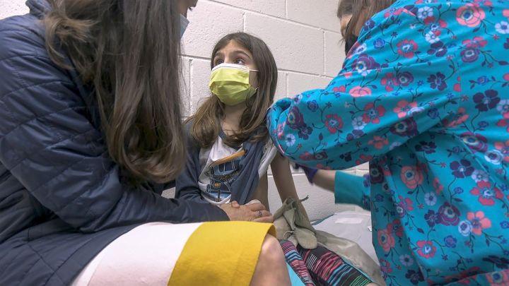 AMLO confirma vacunación anticovid para un millón de niños enfermos o con discapacidad