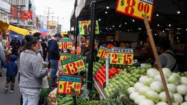 Incrementa inflación en primera quincena de septiembre; llega a 5.87 %