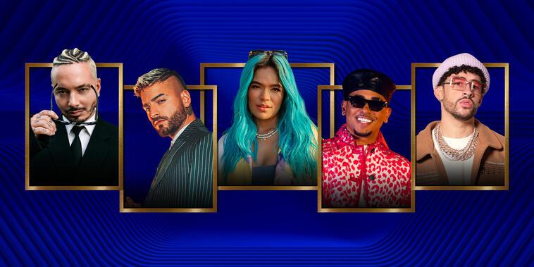 Ganadores de los Billboard Latin 2021; Bad Bunny arrasa con 10 premios