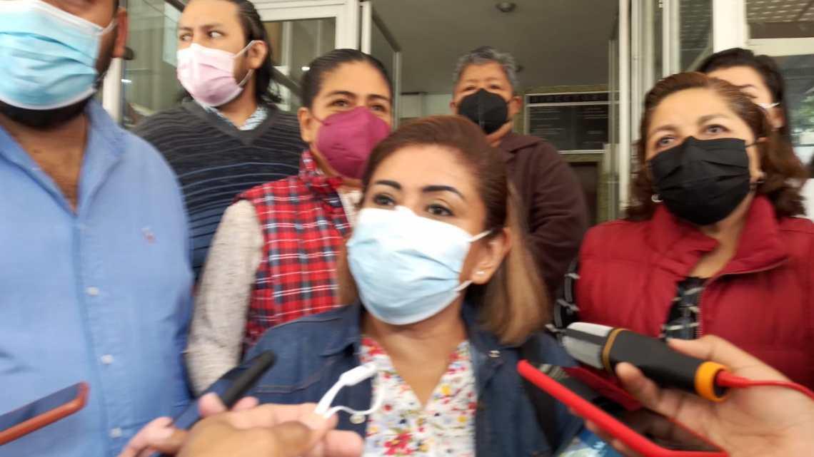 Denuncian robo en Telesecundaria de Coatepec