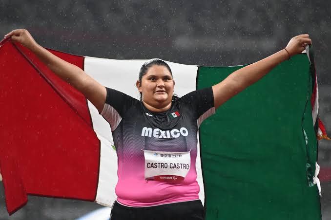 Rosa María Castro cierra con medalla de bronce en Tokio 2020