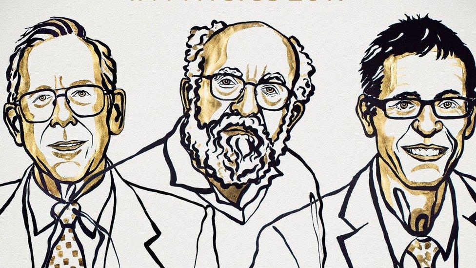 Otorgan Nobel de Física a tres científicos por comprensión de sistema complejos