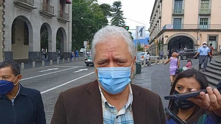 Hipólito Rodríguez,asegura no temer a auditoría