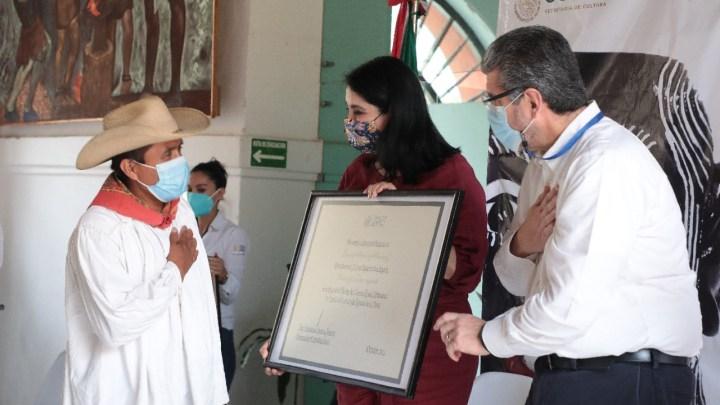 Entrega SEDECOP el Premio Anual Artesanal Veracruzano