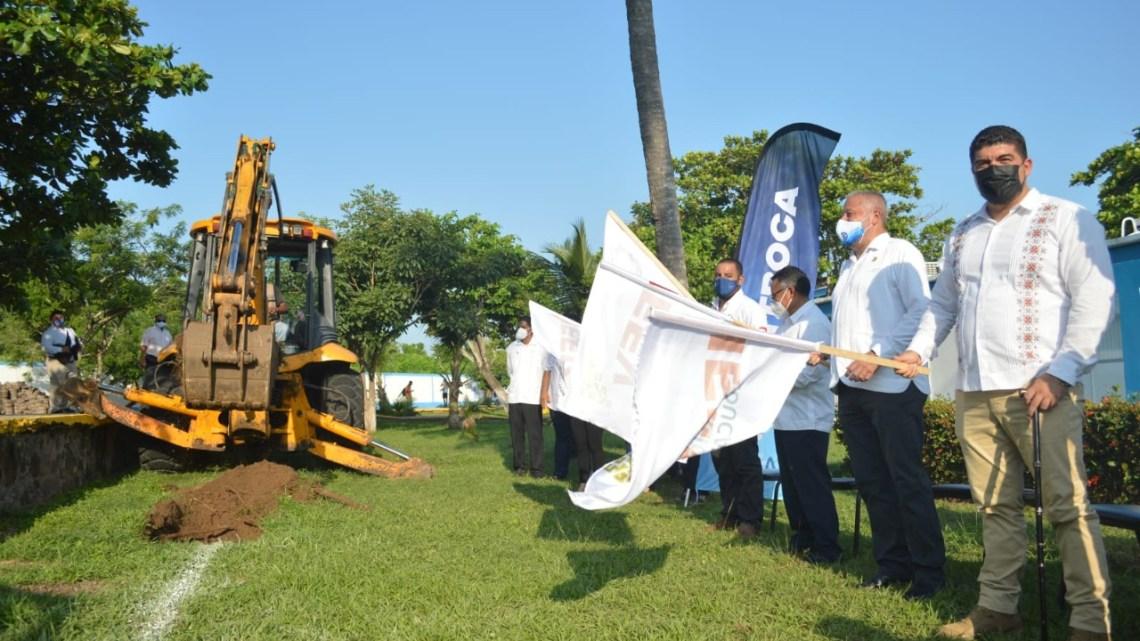 Inicia construcción de aulas en el Tecnológico de Boca del Río