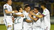 México doblegó a El Salvador 2 por 0