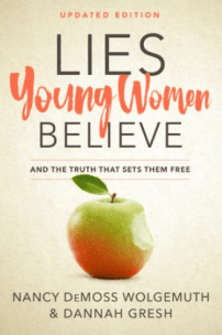 Purchase the Lies Young Women Believe Book