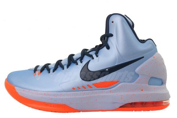 Nike KD V 5 Zoom Air Max Kevin Durant 2013 Basketball