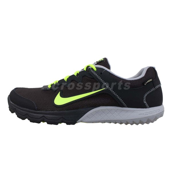 Nike Zoom Wildhorse Gtx Gore-tex Dark Grey Volt Outdoors