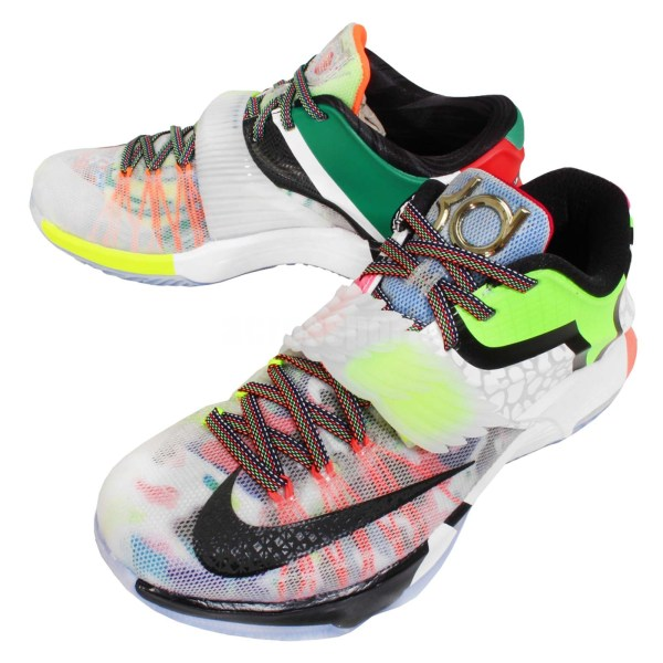 Nike KD VII 7 SE EP What The KD Kevin Durant Mens