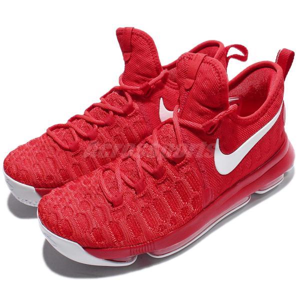 Nike Zoom KD 9 EP IX Kevin Durant University Red Men