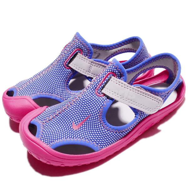 Nike Sunray Protect Td Purple Pink Toddler Baby Infant