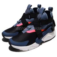 Wmns Nike Air Huarache City Strap Navy Black Red Women ...