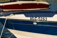 Local boats