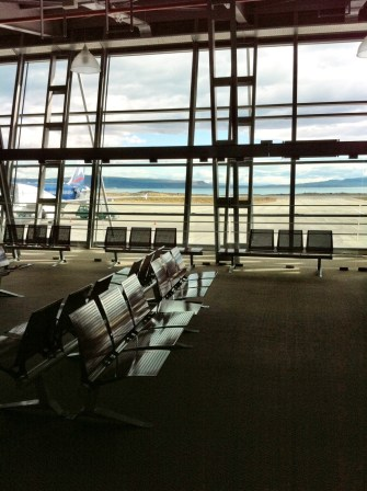 The new Bariloche airport